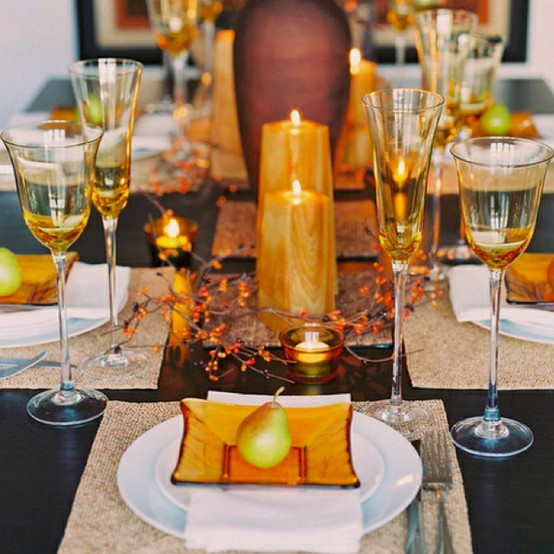 Beautiful Thanksgiving Tables Custom With Beautiful Thanksgiving Table Setting Picture