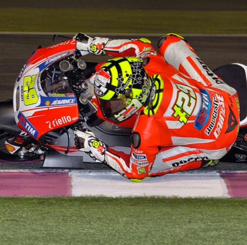 MotoGP Qatar 2015 - Full Qualifying Results