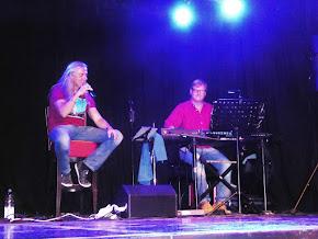 Peter & Klaus · Liederabend Do 10. November 2016, 20 Uhr Simplicissimus-Haus Renchen,