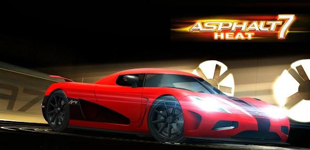 Asphalt 7 v1.0.5 apk