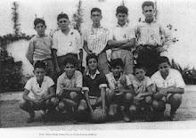 Equipo de fútbol del Colegio Año 1960/61