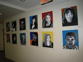 Kinnelon High School Students Art Exhibit: May 2011