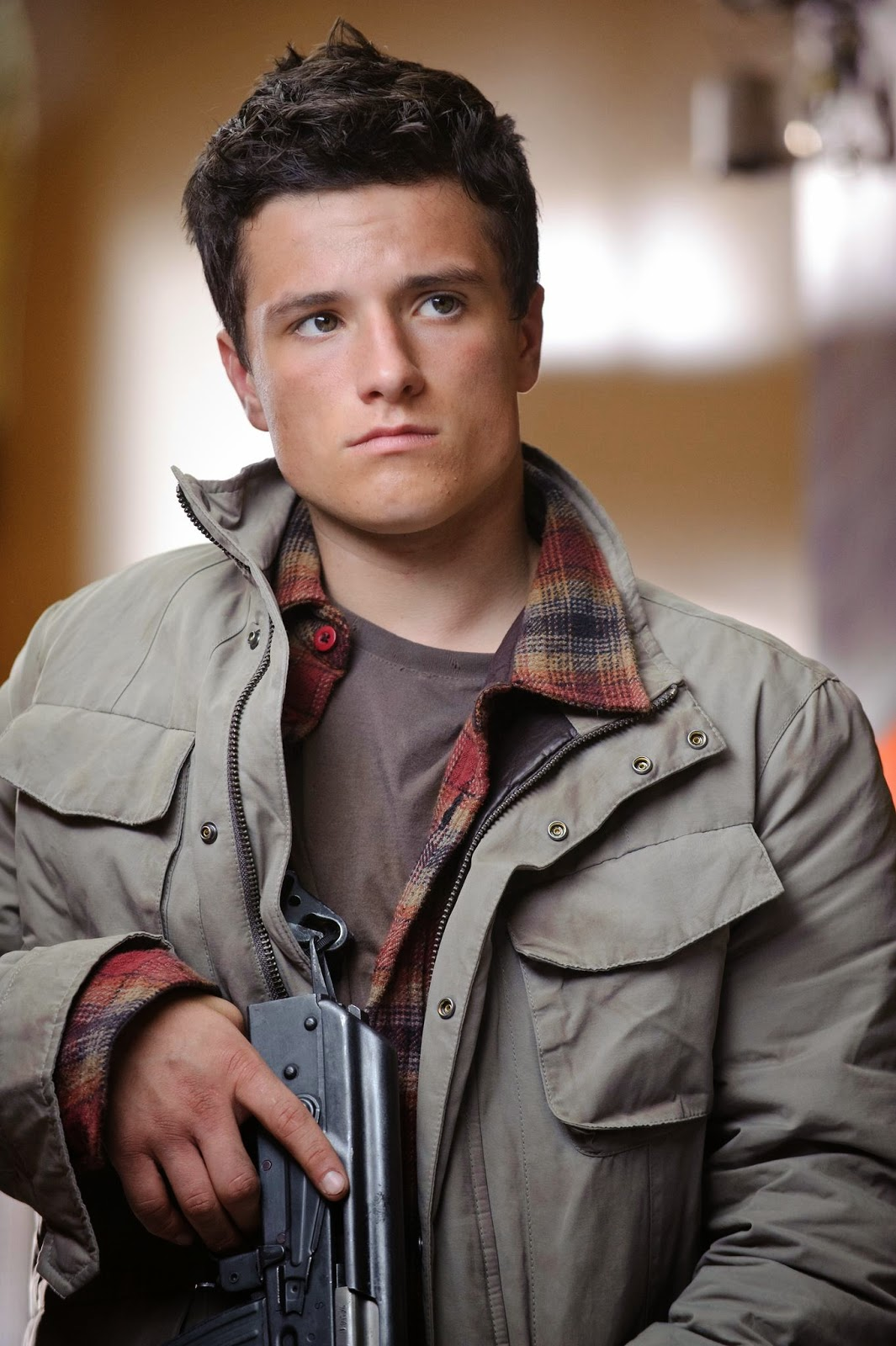 Hollywood Star Josh Hutcherson Photos