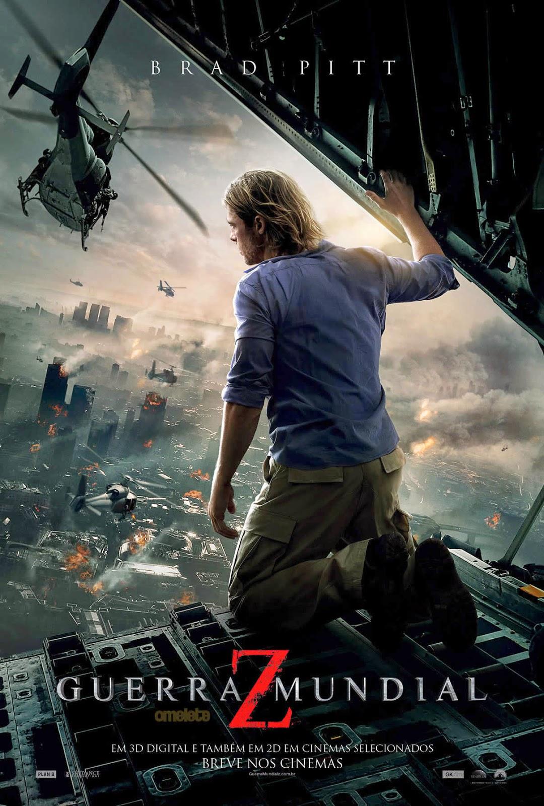 Guerra Mundial Z [2013] DVDRip Latino
