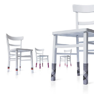 Chaussettes pour chaises