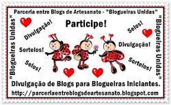 Faço parte do Blogueiras Unidas!