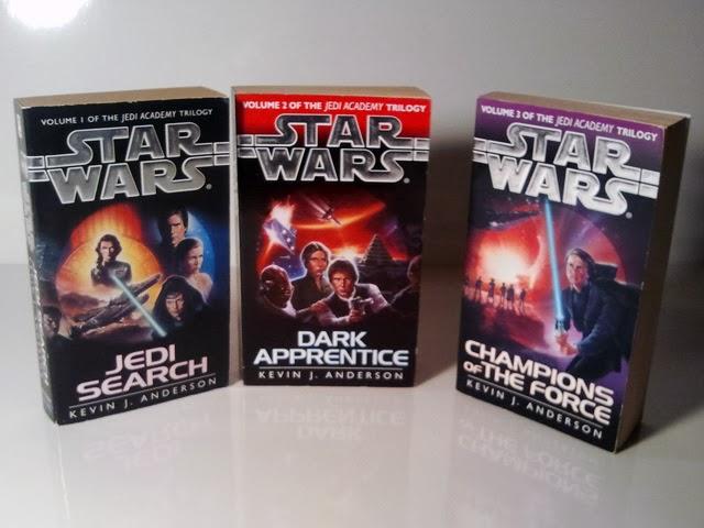 Jedi Academy Trilogy