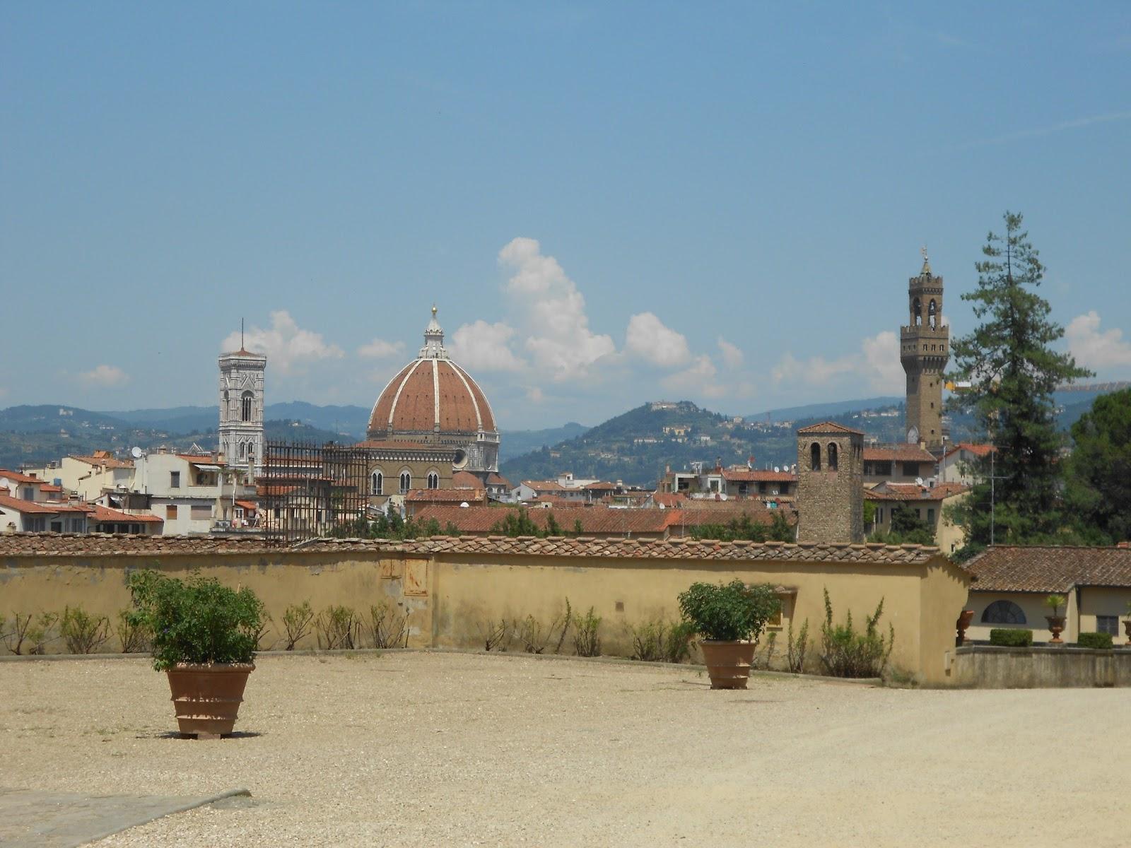 Ali s Study Abroad Adventure Palazzo Pitti Giardinio di Boboli