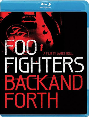 Foo Fighters Back and Forth (2011) m720p BDRip 3.2GB mkv AC3 5.1 ch subs español