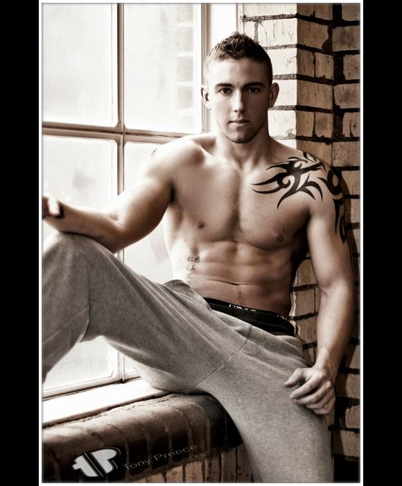 Nathan Nowak • Male Model