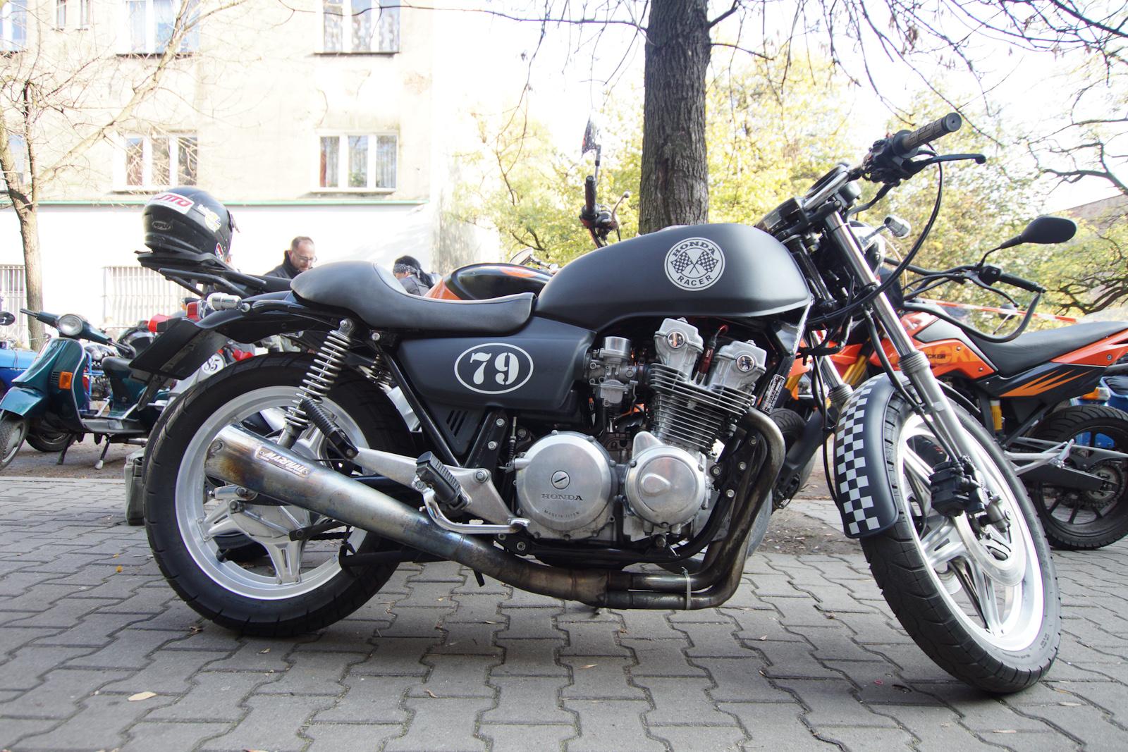 Drugi dzień festiwalu filmów motocyklowych The Art of Ride 2014