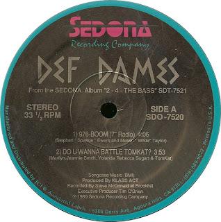 Def Dames 976-Boom
