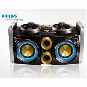 Groupon : Philips DJ Machine Rs. 15849 only