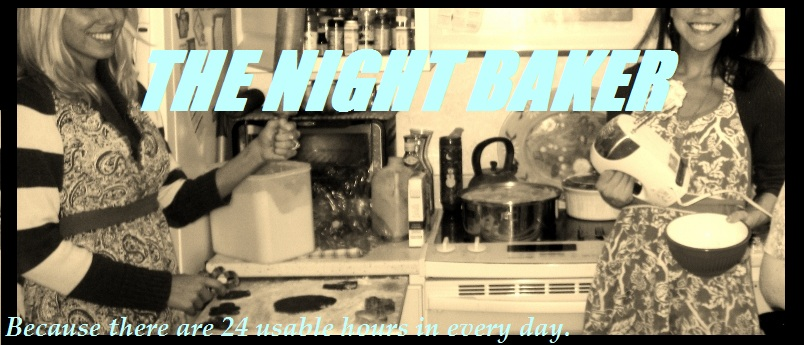 Milla The Night Baker: Because Eating Orders Don't Sleep
