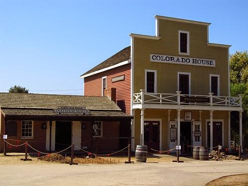 Old Town San Diego State Historic Park em San Diego