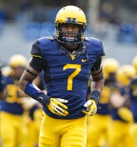 West Virginia places CB Daryl Worley on indefinite suspension.