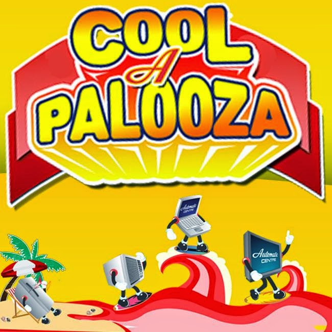 Automatic Centre: COOL-A-PALOOZA 2015