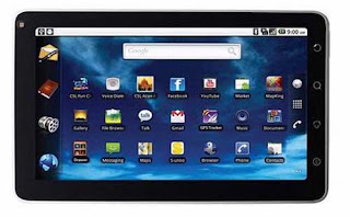 Daftar Tablet PC Murah 2012
