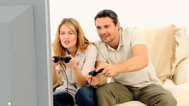 Videojuegos en pareja