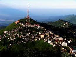 Eagle Crag - Tourism spots at Kurseong