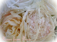 Provence rozen en pioenrozen