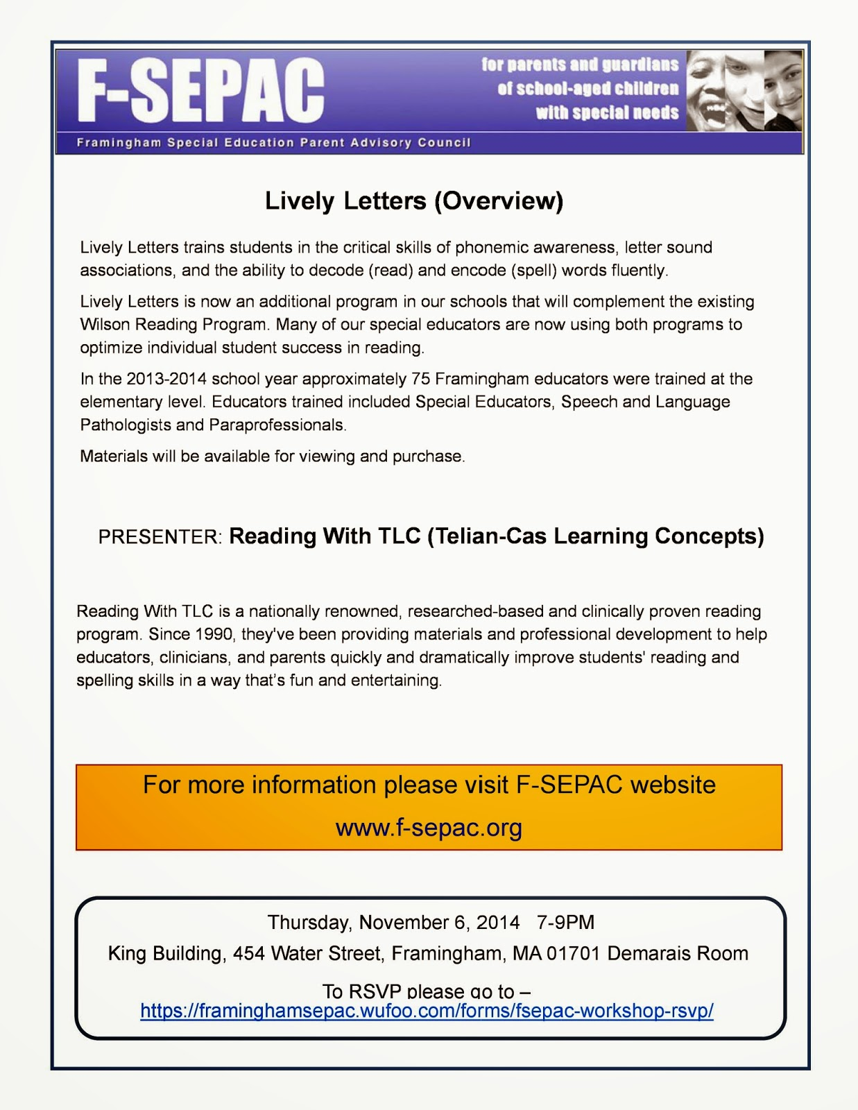 Dyslexia Inattention And Anxiety Mabida >> Nesca News Notes Lively Letters New Reading Program