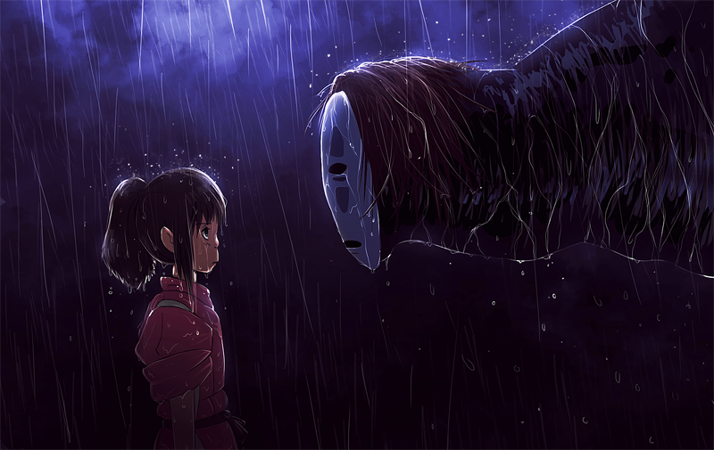 Spirited Away  Movie fanart  fanarttv