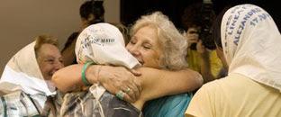 Las Abuelas de Mayo recuperan a otra nieta,La joven estableció su verdadera identid