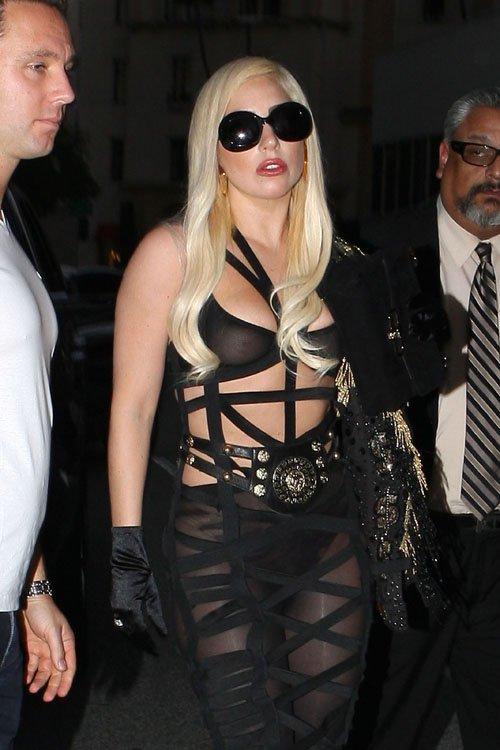 Lady Gaga's Mr. Chow Blackout » Gossip | Lady Gaga