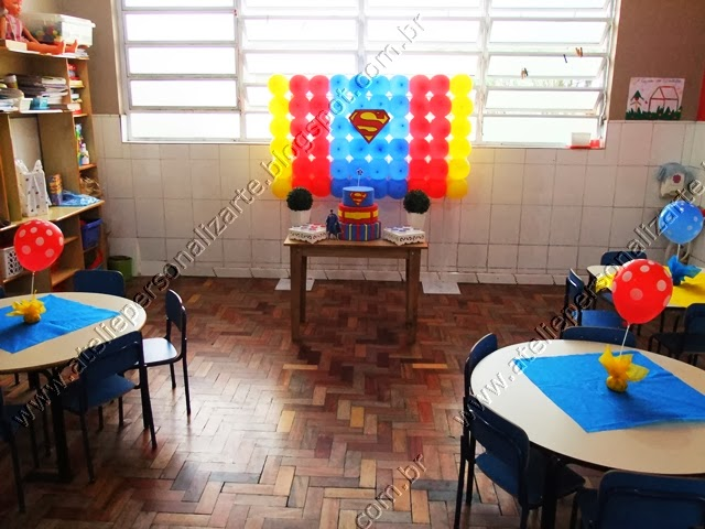 decoração festa escola Porto Alegre