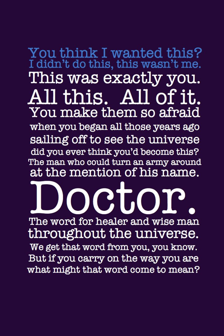 great doctor who quotes quotesgram