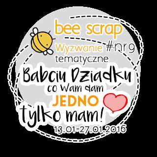http://beescrapshop.blogspot.com/2016/01/wyzwanie-styczniowe-9-january-challenge.html