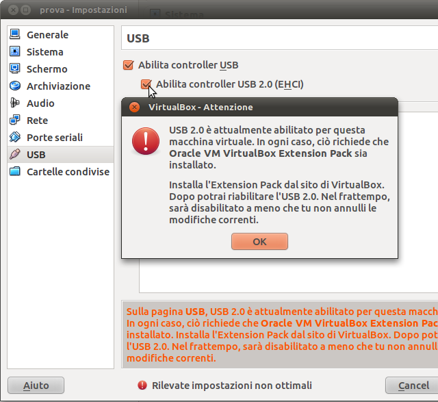 how to use virtualbox extension pack