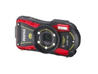 Buy Pentax WG-10 16.1MP Point and Shoot Camera with 5x Optical Zoom at Rs.13995 : Buytoearn