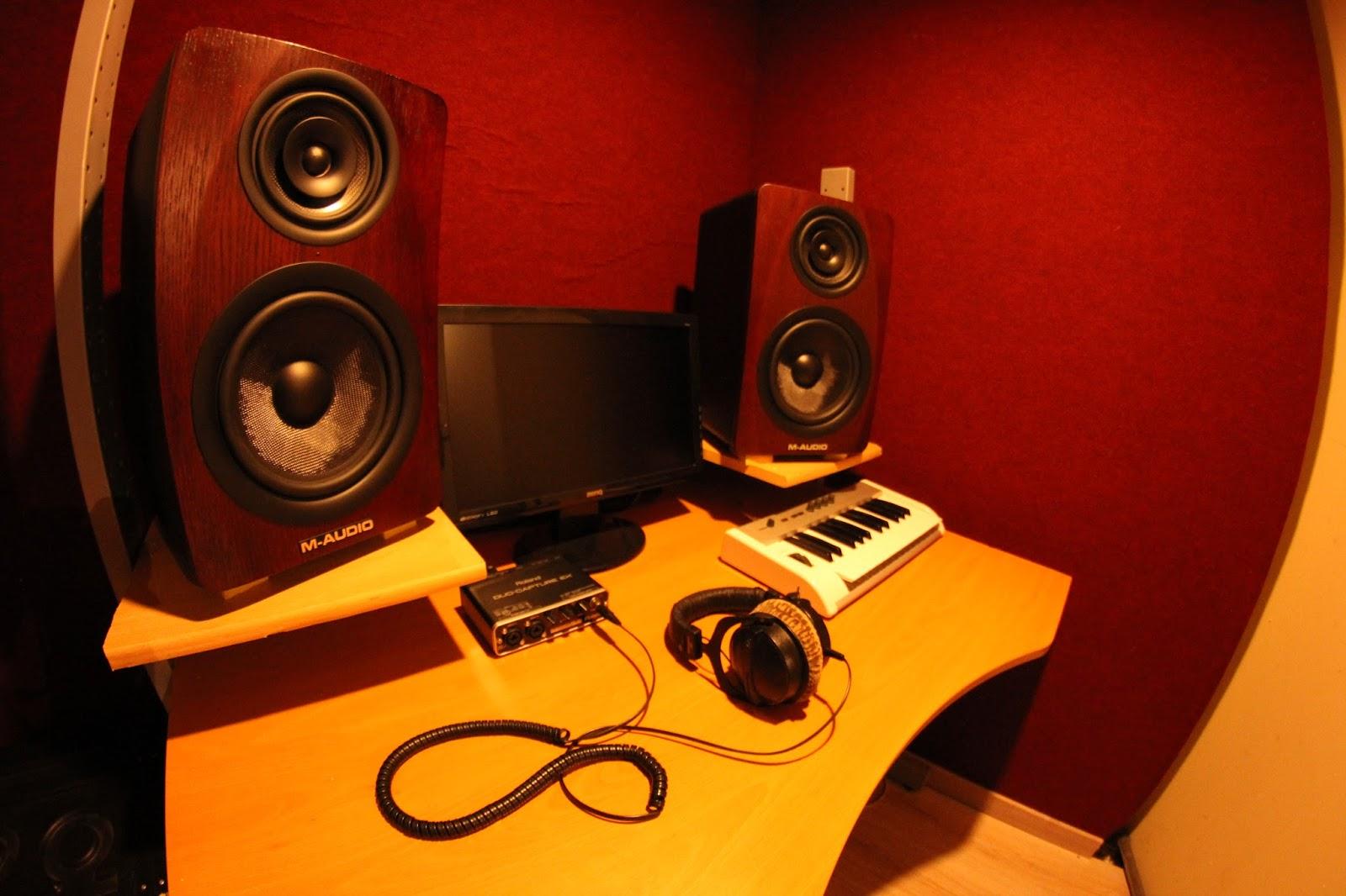 Enseignement et formation d'ingénieur du son et MAO au studio d'enregistrement Medusa Prod dans les Bouches-du-Rhône à Marseille