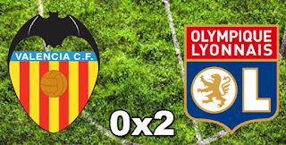 Valencia 0-2 Lyon