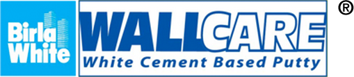 Shree Cement Logo : A coat of varnish wall putty
