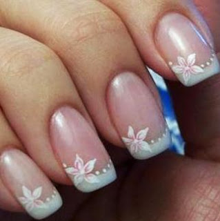 Imagenes De Unas Pintadas Con Flores - Uñas pintadas Nail Art paso a paso Ideas, dibujos y