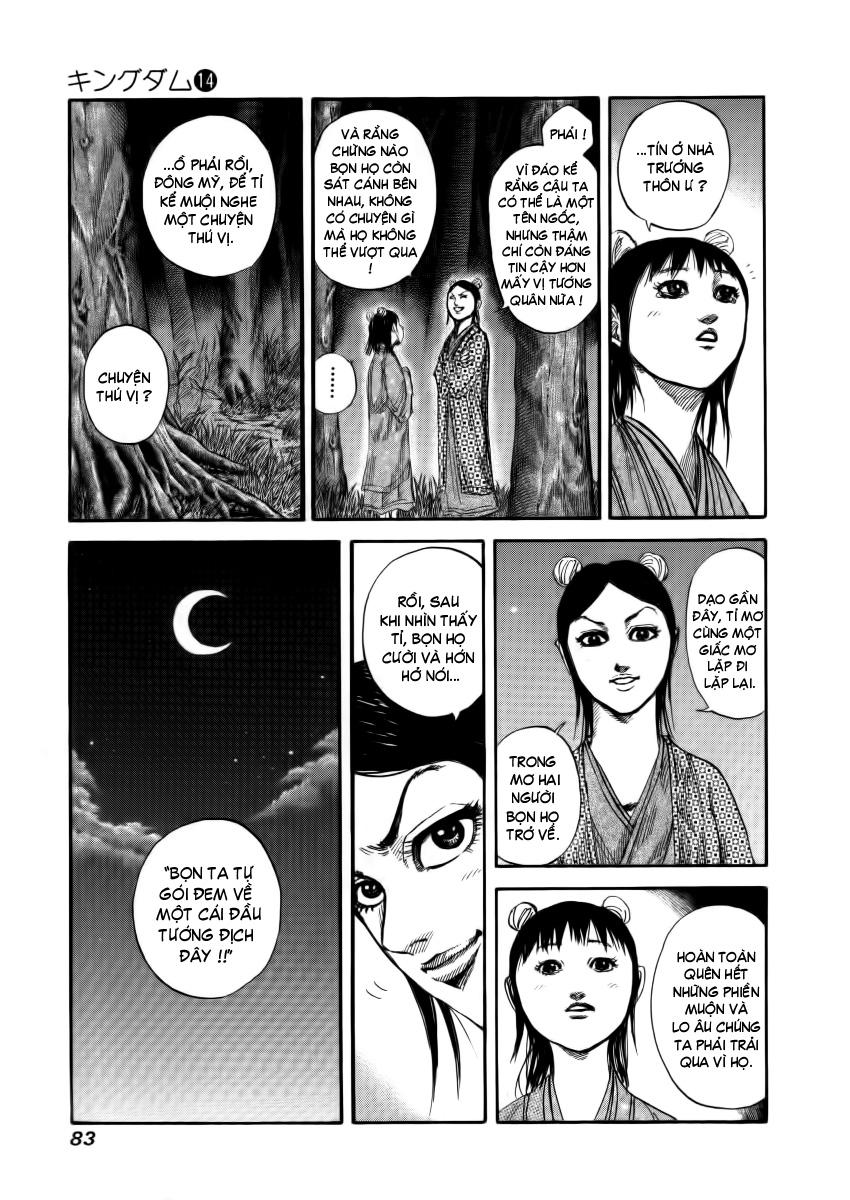 Kingdom – Vương Giả Thiên Hạ (Tổng Hợp) chap 145 page 6 - IZTruyenTranh.com