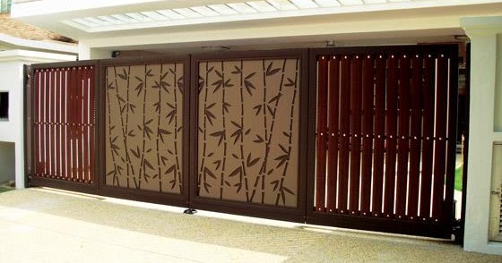 New home designs latest modern homes main entrance gate for Latest main gate designs