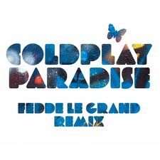 Lirik Lagu Cold Play Paradise