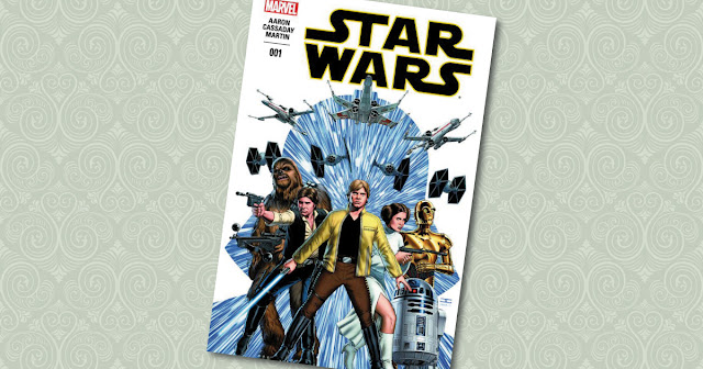 Star Wars 1 Panini Cover