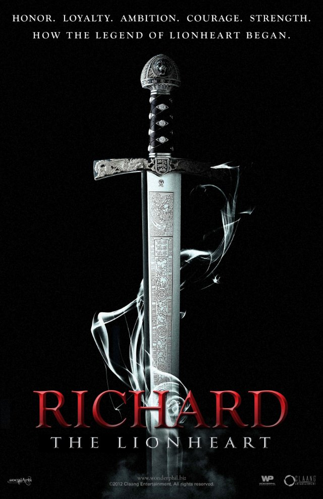 Richard+The+Lionheart+2013+hnmovies