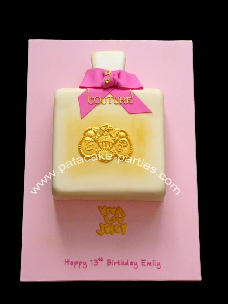 Juicy Couture Cake Perfume