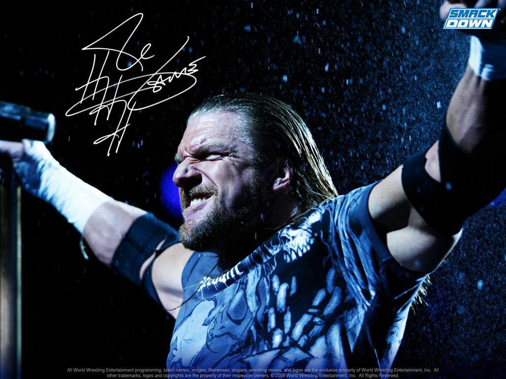 sib so: wwe Triple H