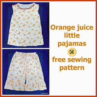 pajamas pattern