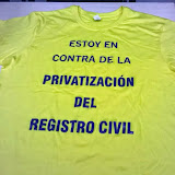 CSIF CONTRA LA PRIVATIZACIÓN DEL REGISTRO CIVIL