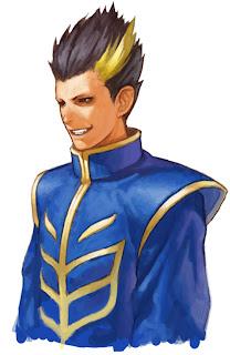 Top 12: Chefes mais apelões em jogos de luta NeoGeo-Battle-Coliseum-Game-Character-Official-Artwork-Jin-Chonrei-2