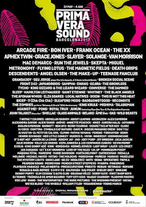 Primavera Sound  Fest 2017