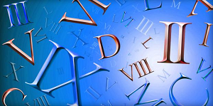 daftar dan cara penulisan angka romawi